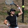 Camila Belassi of CU during a Saturday match.<br /> Cliff Grassmick / September 26, 2009