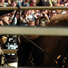 "University of Colorado Ralphie Handler David Gagne, cheers at the start of the game on Saturday, Oct. 1, during a football game against Washington State at Folsom Field in Boulder. CU lost the game 31-27. For more photos of the game go to  <a href=""http://www.dailycamera.com"">http://www.dailycamera.com</a><br /> Jeremy Papasso/ Camera"