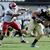 "Ryan Deehan of CU gets away from Tyree Toomer of WSU.<br /> For more photos of the CU game, go to  <a href=""http://www.dailycamera.com"">http://www.dailycamera.com</a>.<br />  Cliff Grassmick / October 1, 2011"