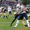 "Greg Henderson breaks up this pass intended for David Douglas of Arizona.<br /> For more photos of the Buffs, go to  <a href=""http://www.dailycamera.com"">http://www.dailycamera.com</a><br /> Cliff Grassmick / November 12, 2011"