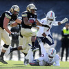 "Rodney Stewart of CU  uses his hops to run over the Arizona Wildcats.<br /> For more photos of the Buffs, go to  <a href=""http://www.dailycamera.com"">http://www.dailycamera.com</a><br /> Cliff Grassmick / November 12, 2011"