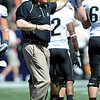 "Dan Hawkins is happy with the Buffs first touchdown.<br /> For more  photos of the game, go to  <a href=""http://www.dailycamera.com"">http://www.dailycamera.com</a><br /> Cliff Grassmick / September 4, 2010"