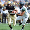 "Rodney Stewart of CU gains over 100 yards against Hawaii.<br /> For more photos from the game, go to  <a href=""http://www.dailycamera.com"">http://www.dailycamera.com</a>.<br />  Cliff Grassmick / September 18, 2010"