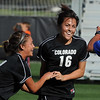 "Amanda Foulk (16) celebrates her first half goal of Purdue.<br /> For more photos from the game, go to  <a href=""http://www.dailycamera.com"">http://www.dailycamera.com</a>.<br />  Cliff Grassmick / September 17, 2010"