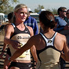"CU's Emma Coburn, left, has a hug for  Rocky Mountain Shootout winner, Laura Tremblay. Emma was second.<br /> For more photos from the race, go to  <a href=""http://www.dailycamera.com"">http://www.dailycamera.com</a>.<br />  Cliff Grassmick / October 2, 2010"