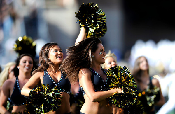 The CU Express runs onto the field before the start of the annual Rocky Mountain Showdown, CU versus CSU, in Folsom Field in Boulder, Colorado on Sunday, Sept. 6, 2009.<br /> KASIA BROUSSALIAN / THE CAMERA