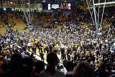 CU versus Texas 2-26-2011