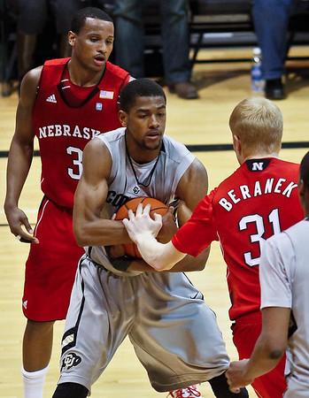 CU vs. Nebraska 3-5-2011