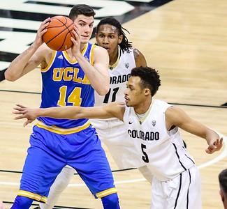 CU vs UCLA 1-12-2017