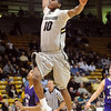 CU<br /> CU's Alec Burks sinks a dunk against Western New Mexico.<br /> Photo by Marty Caivano/Jan. 5, 2010