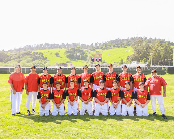 2017 CUHS Baseball Team-9757e