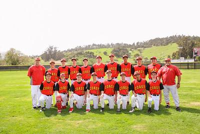 CUHS 2018 Baseball Team-1