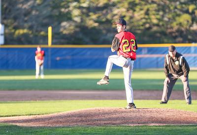 2019 CUHS Baseball - vs MB - David-81