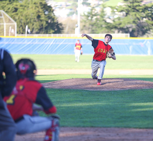 2019 CUHS Baseball - vs MB - Magnus-57