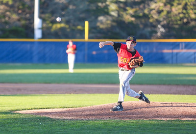 2019 CUHS Baseball - vs MB - David-80
