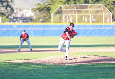 2019 CUHS Baseball - vs MB - David-62