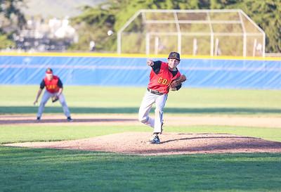 2019 CUHS Baseball - vs MB - David-79
