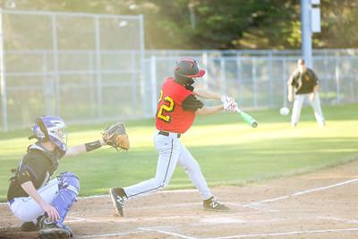2019 CUHS Baseball - vs MB - David-72