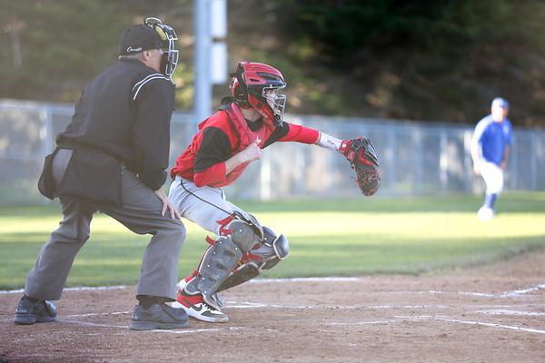 2019 CUHS Baseball - vs MB - Zach-77