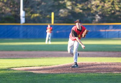 2019 CUHS Baseball - vs MB - David-82