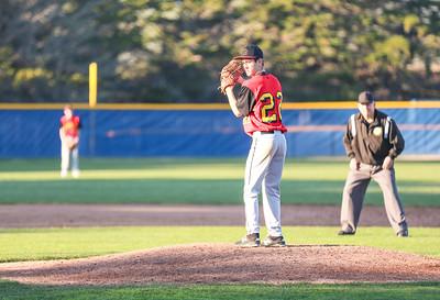 2019 CUHS Baseball - vs MB - David-63