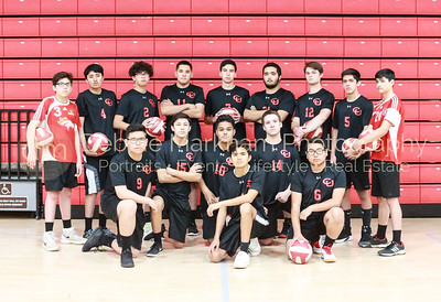 2019 Boys Volleyball Team-7