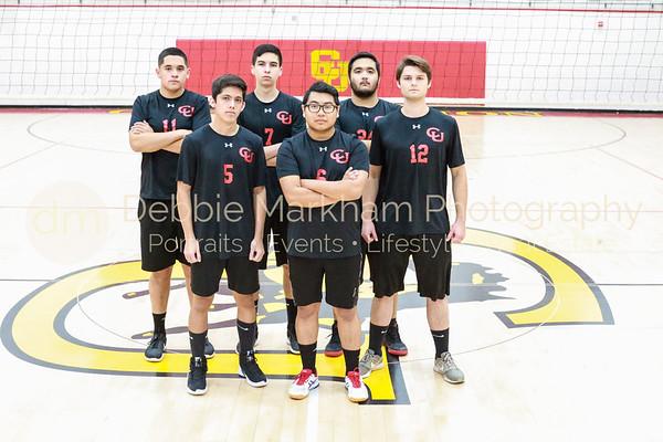 2019 Boys Volleyball Team-16