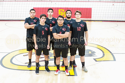 2019 Boys Volleyball Team-16
