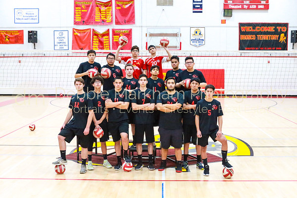 2019 Boys Volleyball Team-43