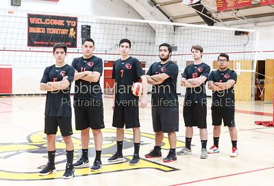 2019 Boys Volleyball Team-Senior-10