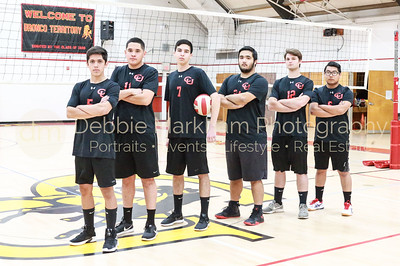 2019 Boys Volleyball Team-Senior-8