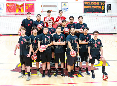 2019 Boys Volleyball Team-42