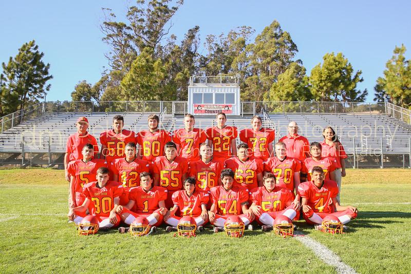 2017 CUHS Football Team-9048-best