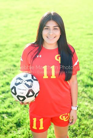 CUHS Girls Varsity Soccer-
