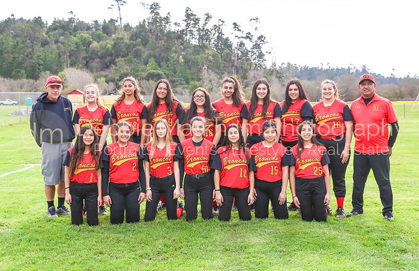 Softball Team 2019 CUHS-29