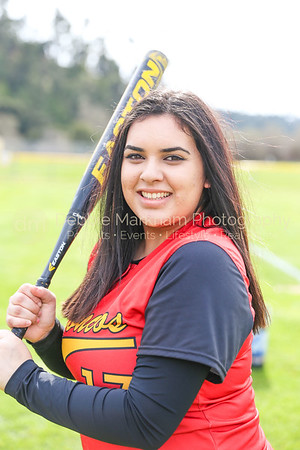 Softball Team 2019 CUHS Indiv-2