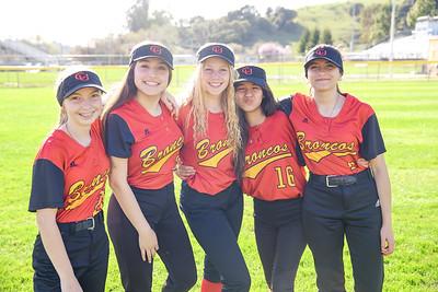 CUHS Softball 2020-2