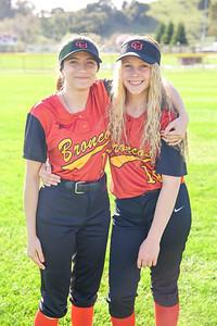 CUHS Softball 2020-