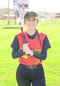CUHS Softball 2020-12