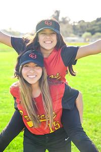 CUHS Softball 2020-19