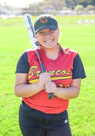 CUHS Softball 2020-10