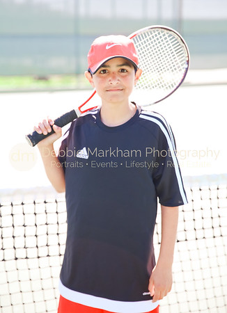 2017 Boys Tennis Varsity Players CUHS-7190