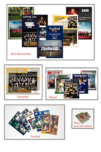 8x12 Pre Pay Sports Order Form - Side 2