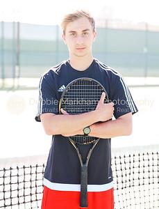 2017 Boys Tennis Varsity Players CUHS-7189