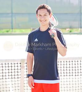 2017 Boys Tennis Varsity Players CUHS-7178
