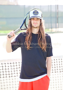 2017 Boys Tennis Varsity Players CUHS-7187