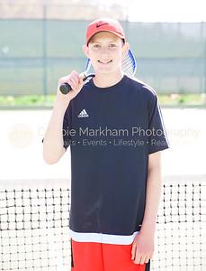 2017 Boys Tennis Varsity Players CUHS-7186