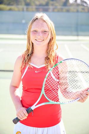 Varsity Tennis 2018-9842
