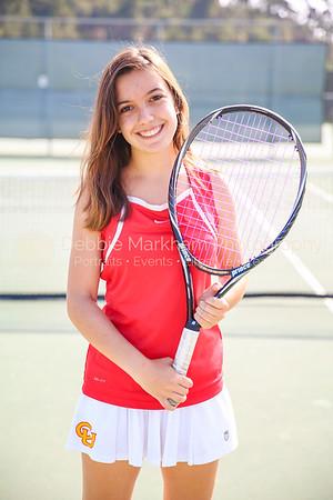 Varsity Tennis 2018-9845