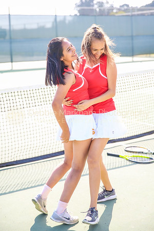Varsity Tennis 2018-9857